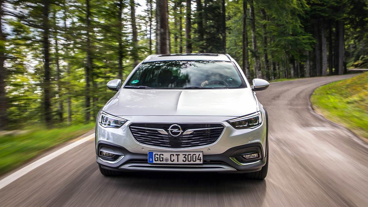 Opel Insignia Country Tourer - Frontansicht