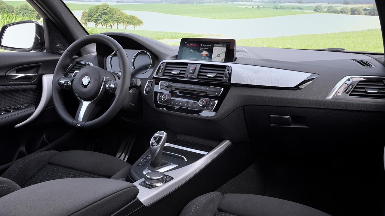 BMW 1er 5-Türer - Cockpit