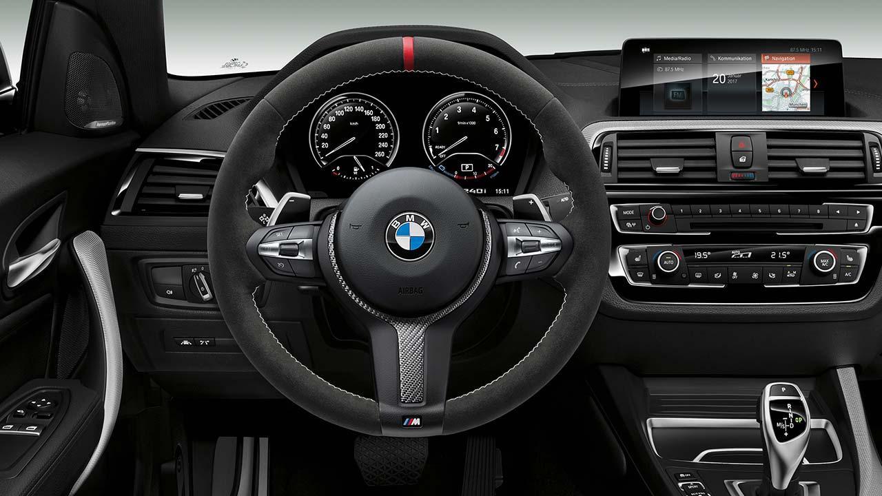 BMW 2er M240i - Cockpit