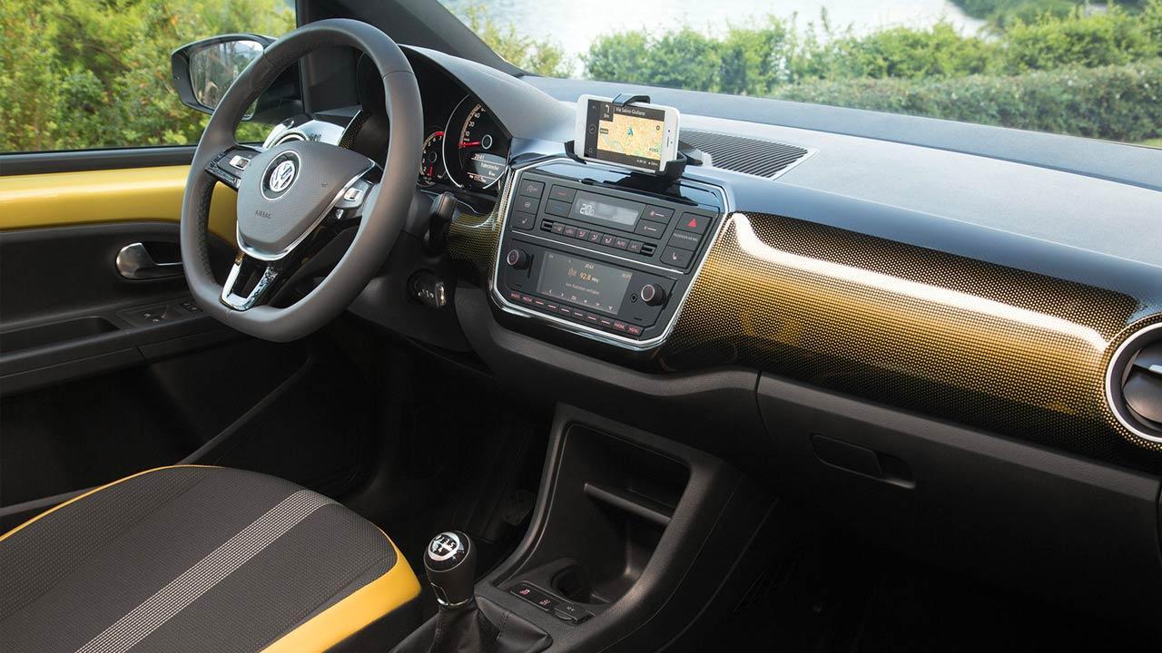 Volkswagen up! - Cockpit