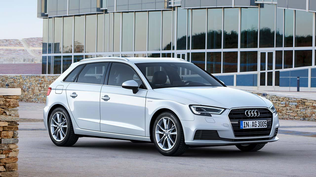 Audi A3 Sportback g-tron - Frontansicht
