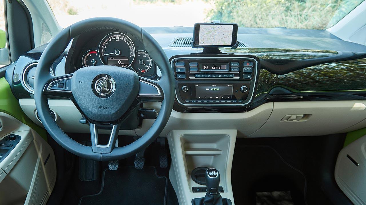 Skoda Citigo - Cockpit
