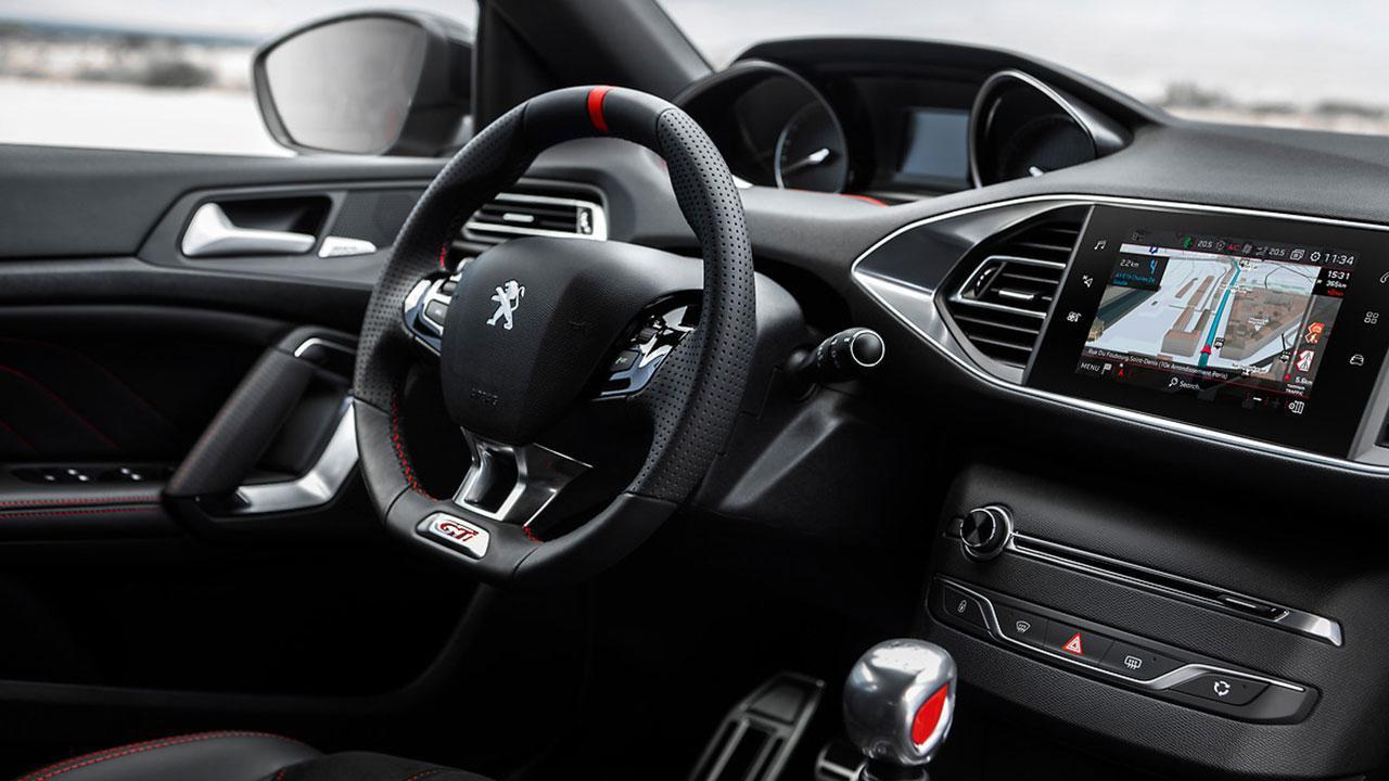 Peugeot 308 GTi - Cockpit