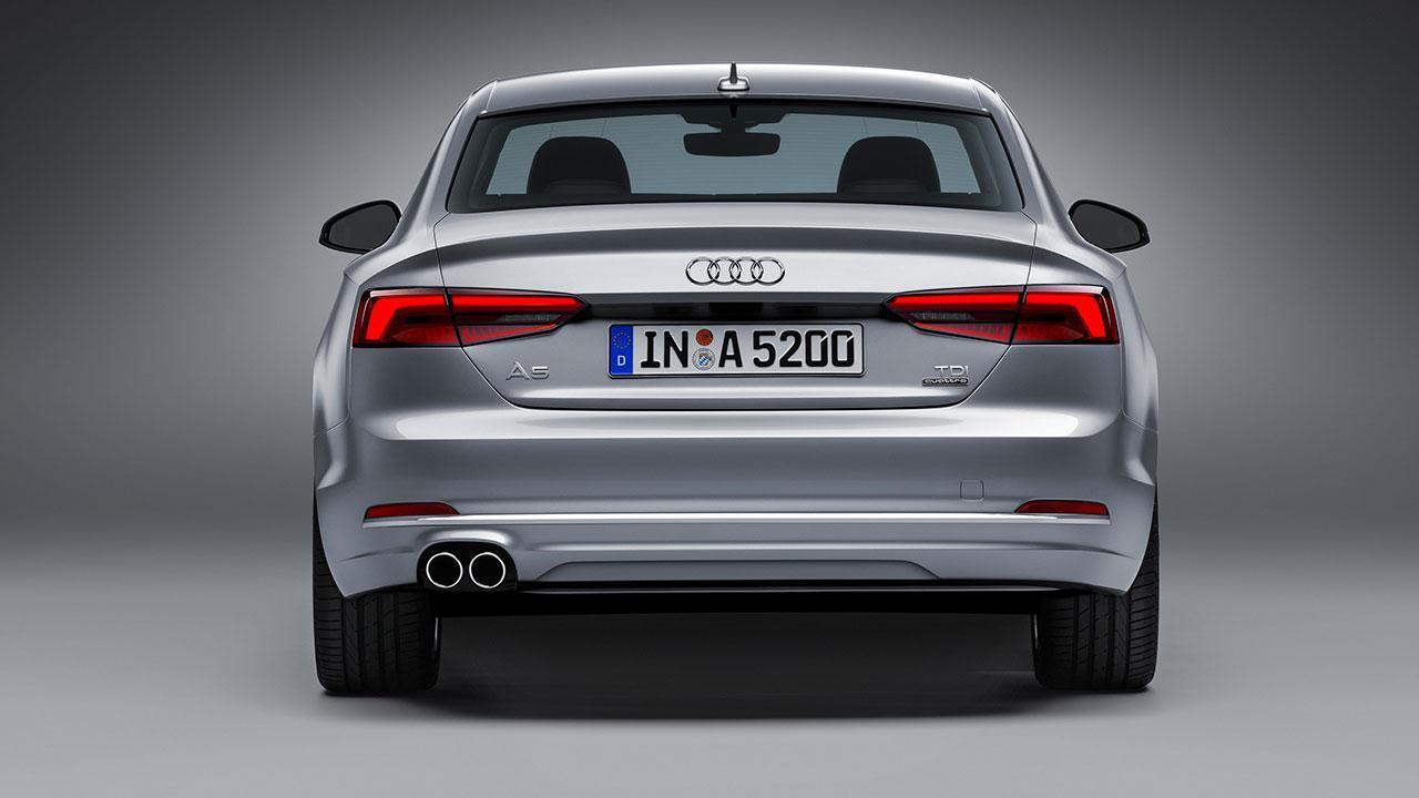 Audi A5 Coupè 2019 - Heckansicht