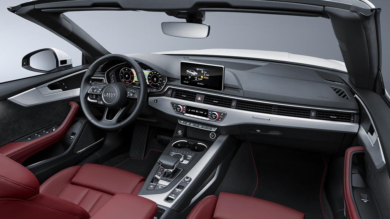 Audi A5 Cabriolet 2019 - Cockpit