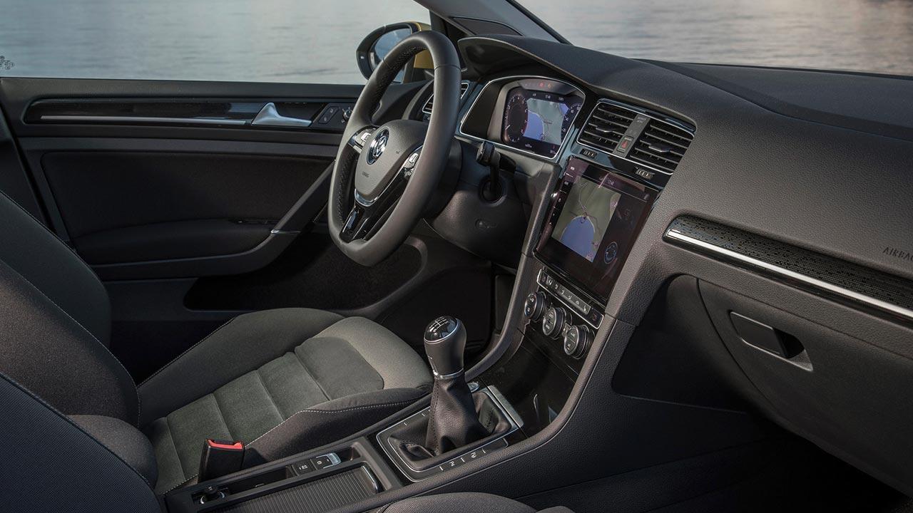 Volkswagen Golf VII Limousine - Cockpit
