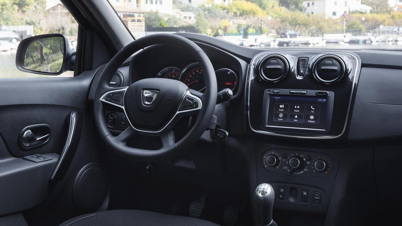 Dacia Sandero - Cockpit