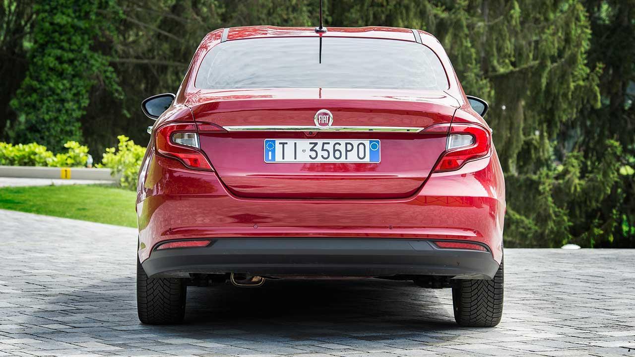 Fiat Tipo Limousine - Heckansicht