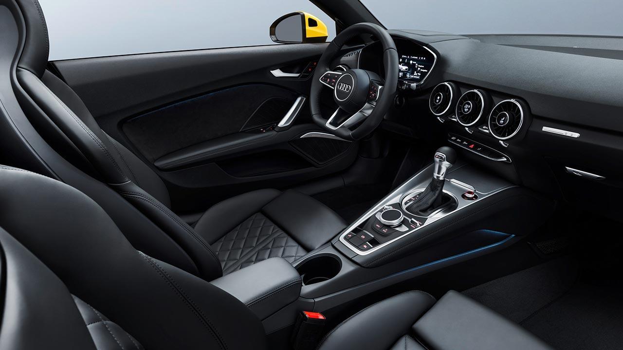 Audi TT Roadster - Cockpit