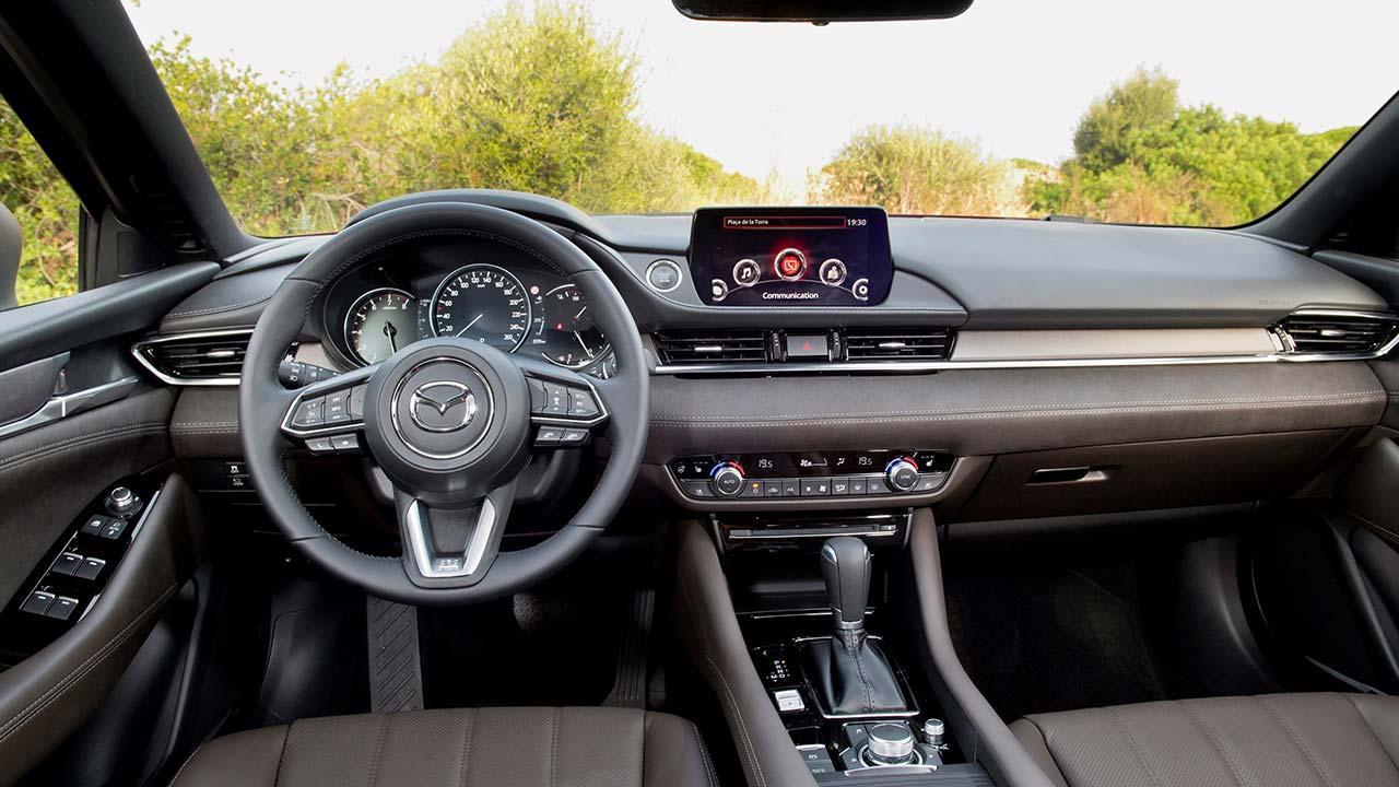 Mazda6 Limousine (Facelift 2018) - Cockpit
