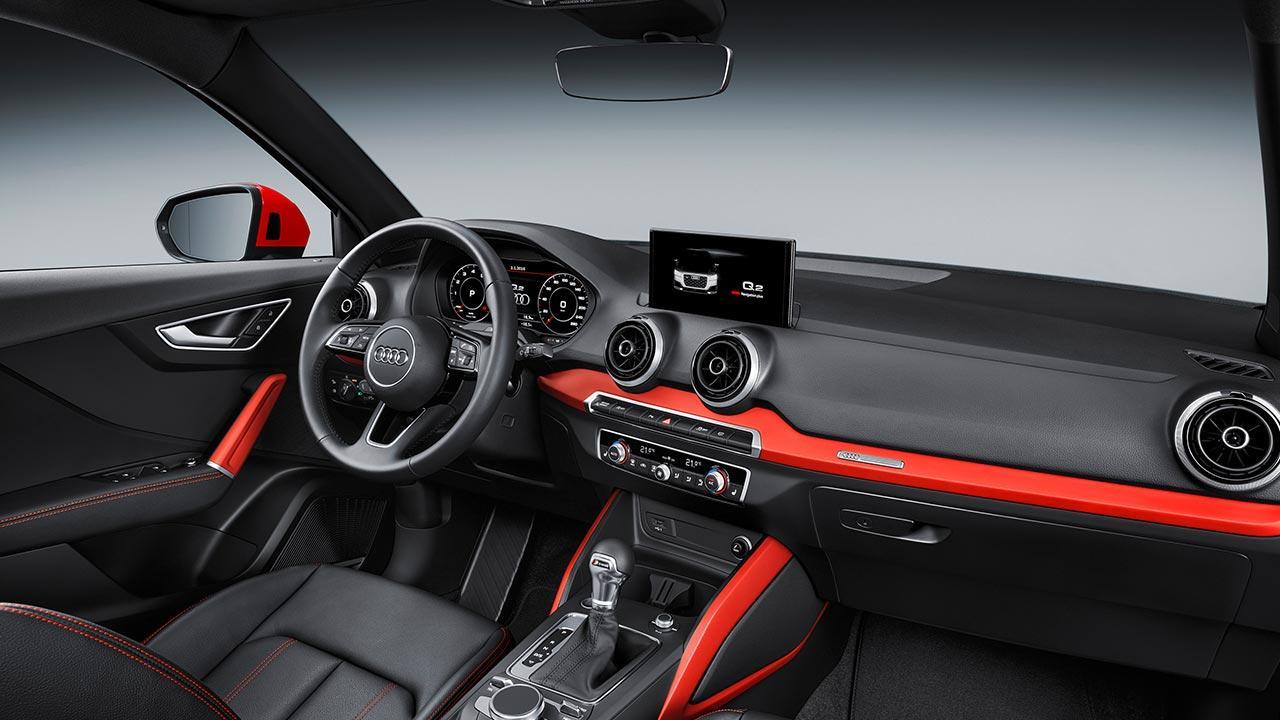Audi Q2 - Cockpit