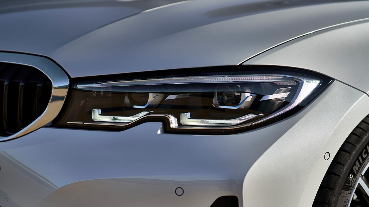BMW 3er Limousine - Scheinwerfer