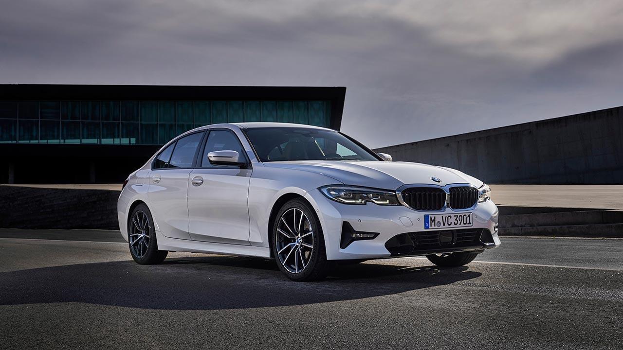 BMW 3er Limousine - Frontansicht