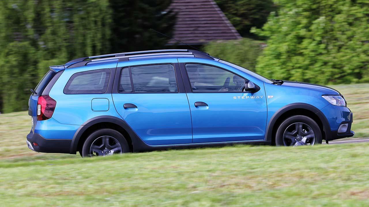 Dacia Logan MCV - Seitenansicht