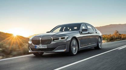 BMW 7er Limousine (2019)