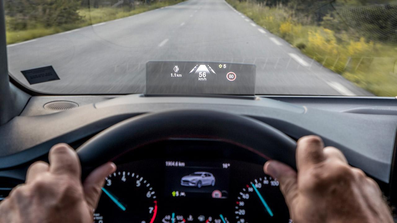 Ford Focus Turnier - Display