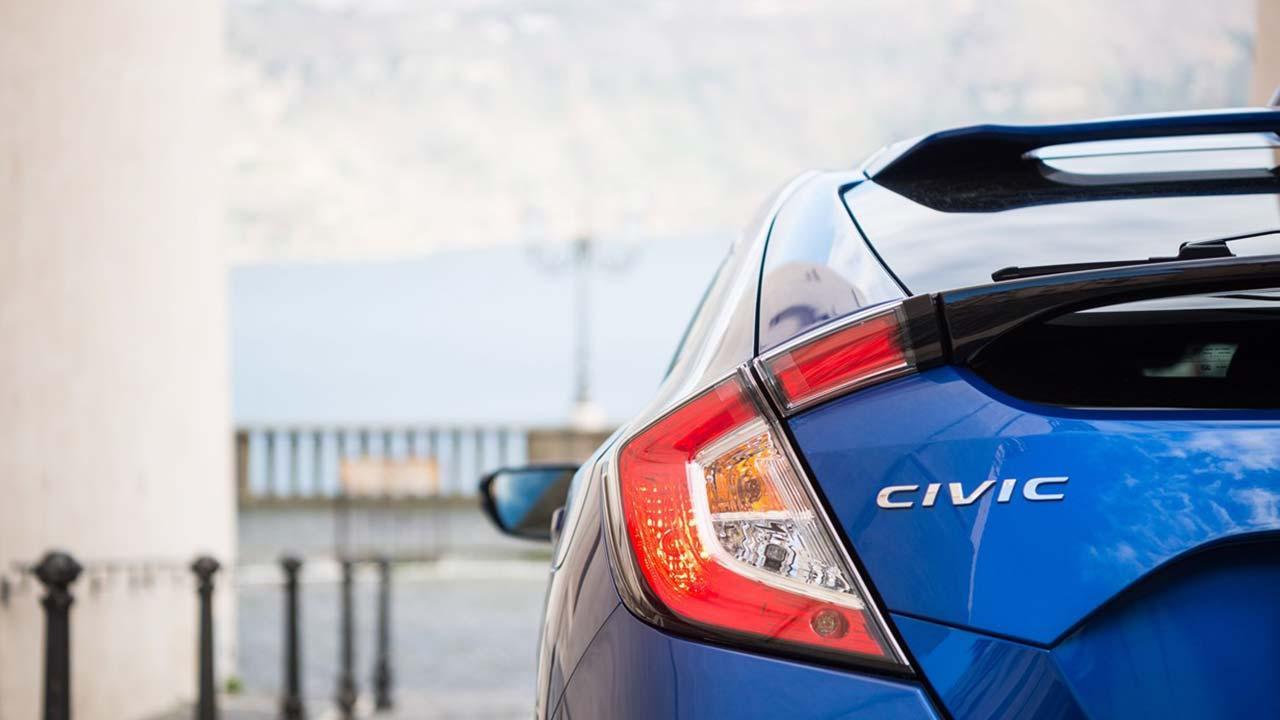 Honda Civic - Logo Schriftzug