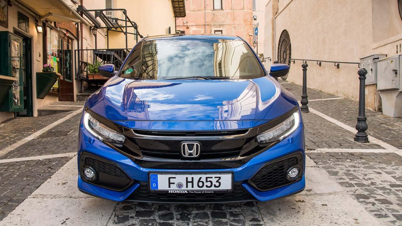 Honda Civic - Frontansicht
