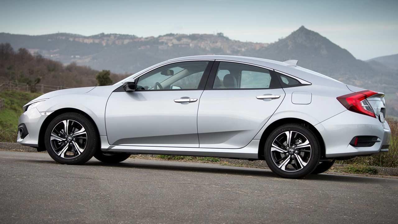 Honda Civic - Seitenansicht