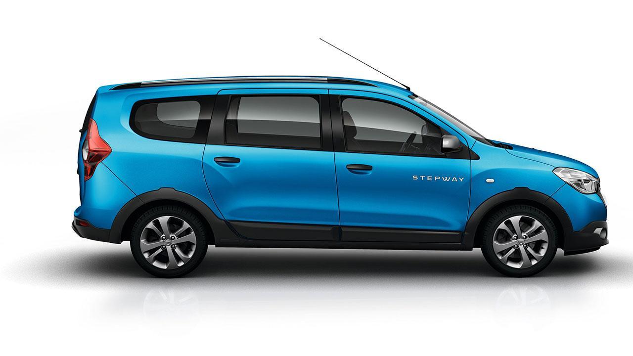 Dacia Lodgy - Seitenansicht