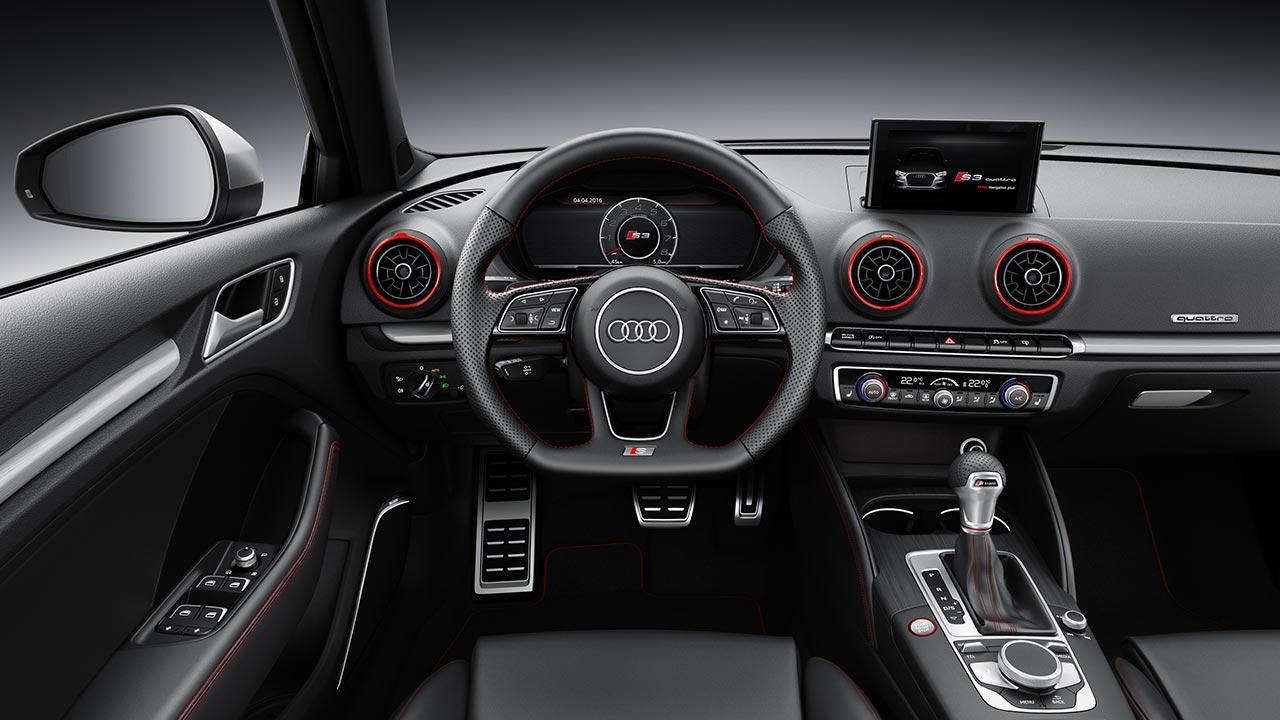 Audi S3 Sportback (2019) - Cockpit
