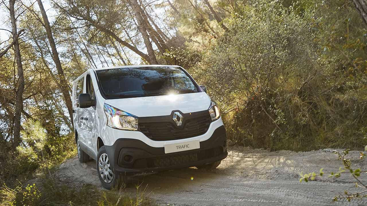 Renault Trafic Combi - Frontansicht