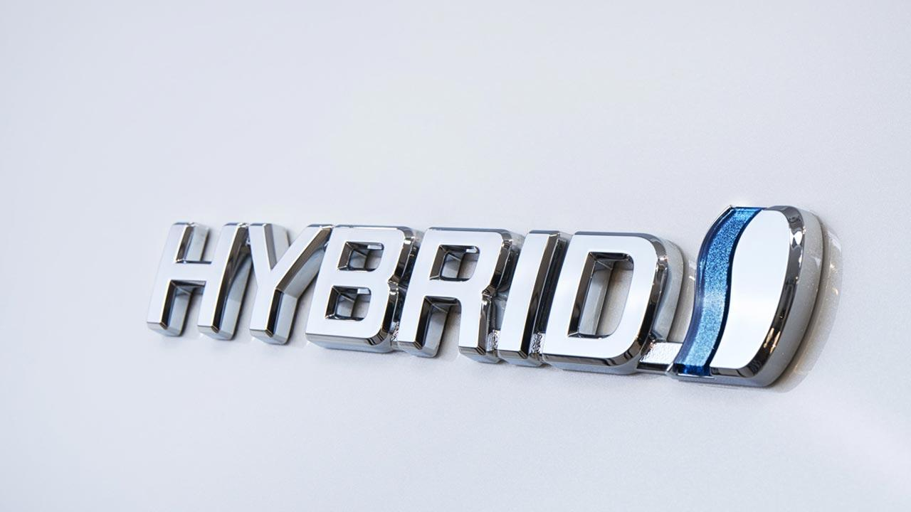 Toyota C-HR - Logo