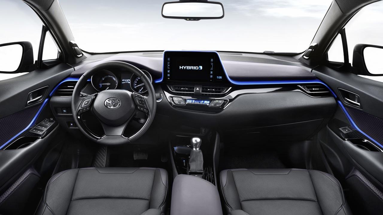 Toyota C-HR - Cockpit