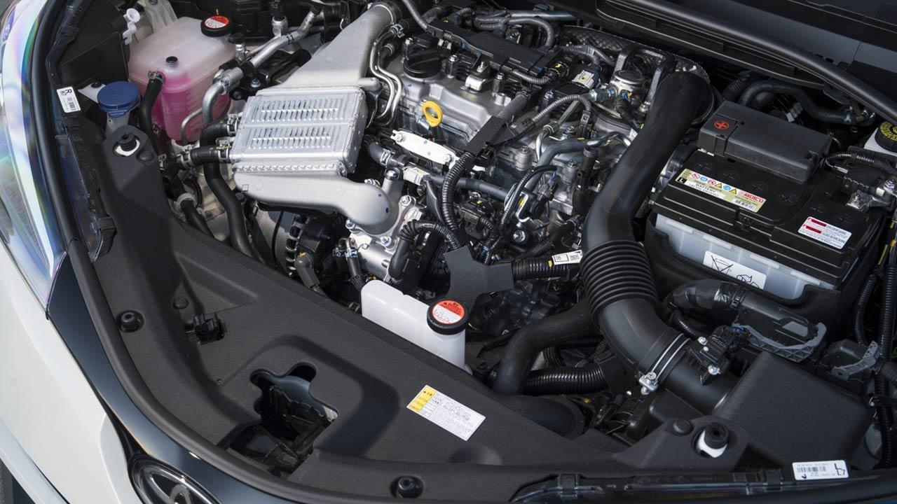 Toyota C-HR - Motor