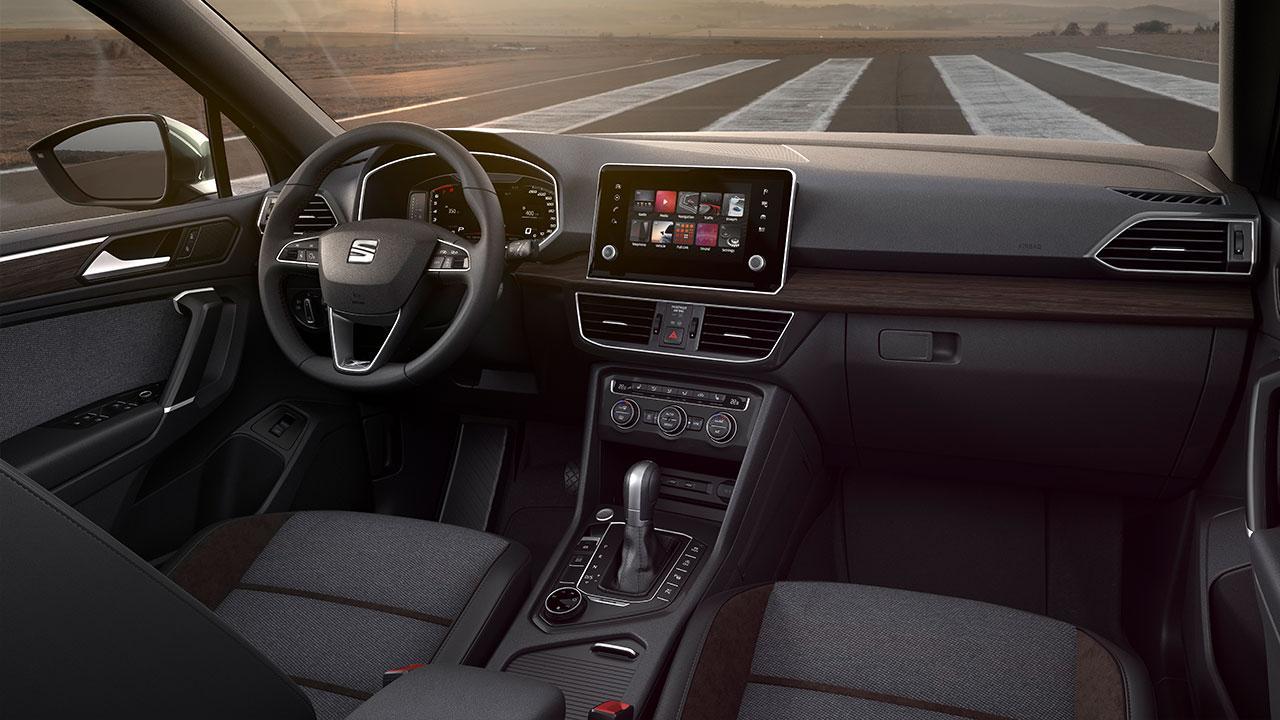 Seat Tarraco - Cockpit