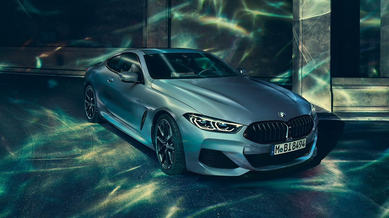 BMW M850i xDrive Coupé First Edition - Frontansicht