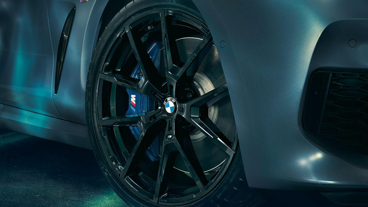 BMW M850i xDrive Coupé First Edition - Vorderreifen