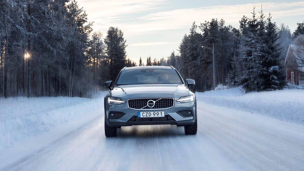 Volvo V60 Cross Country - Frontansicht