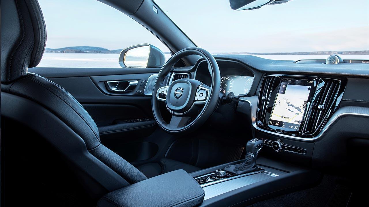 Volvo V60 Cross Country - Cockpit