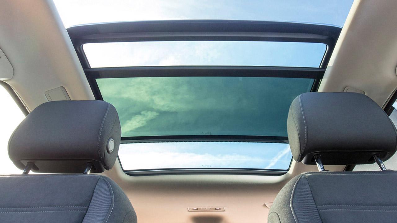 Volkswagen Touran - Schiebedach