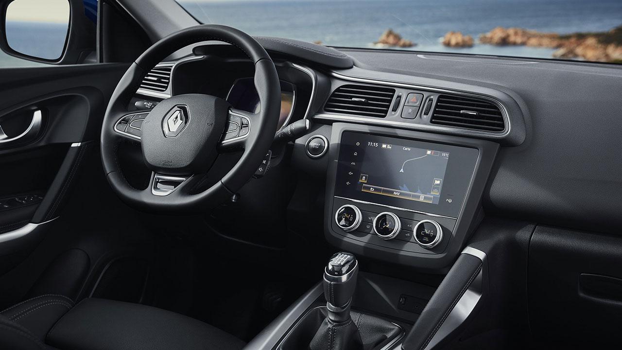 Renault Kadjar - Cockpit