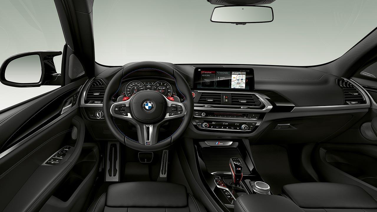 BMW X3 M (2019) - Cockpit