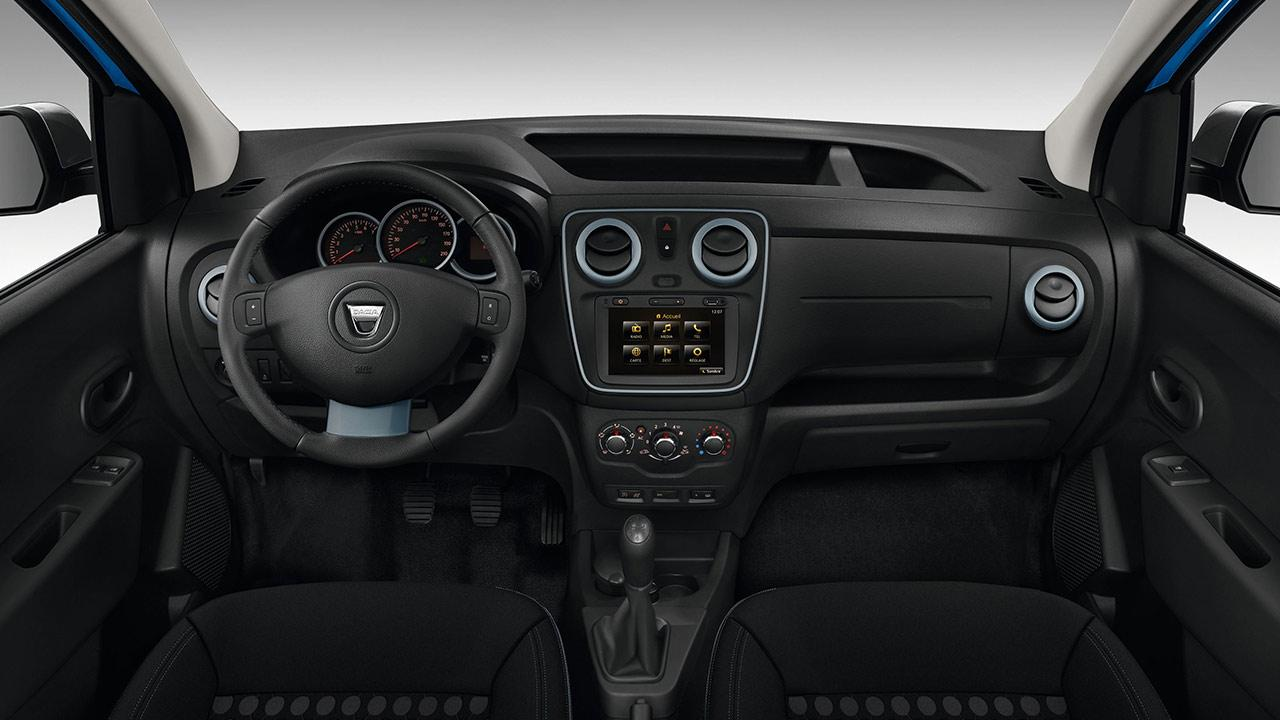 Dacia Dokker - Cockpit