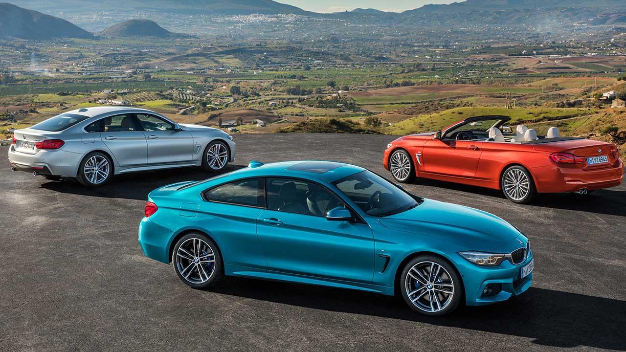 BMW 4er 2017 - alle neuen 4er