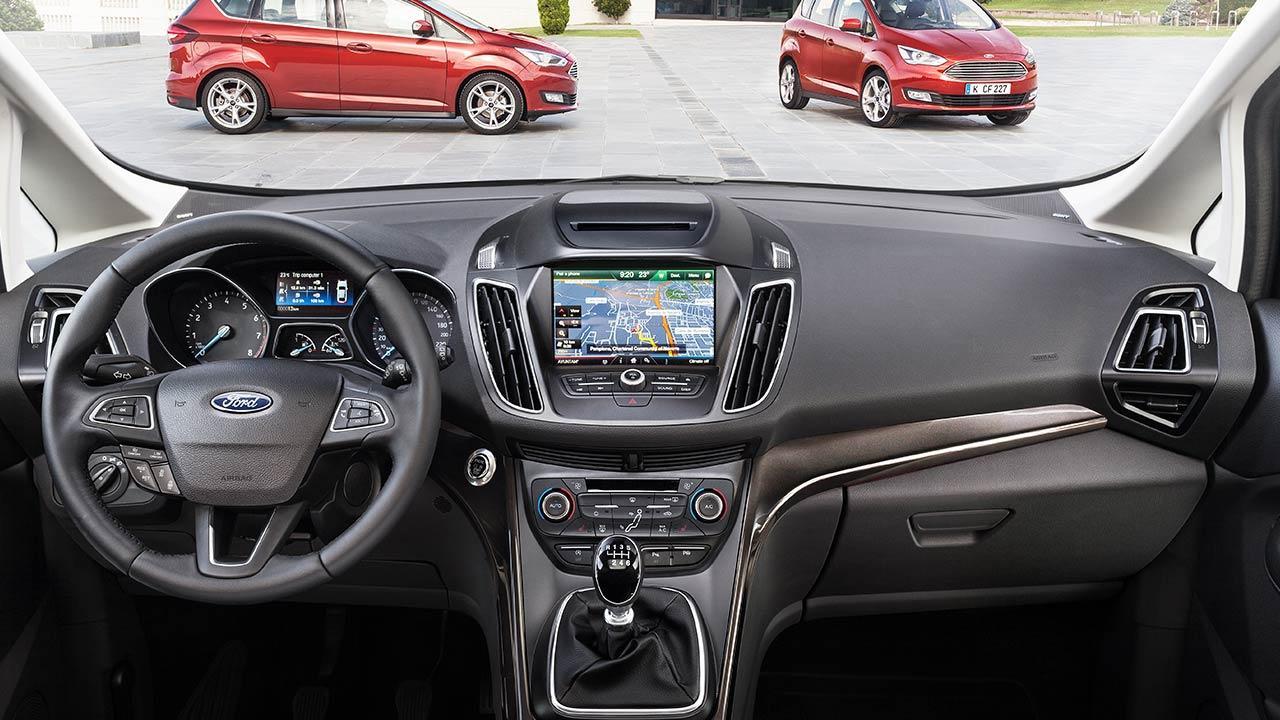 Ford C-Max - Cockpit