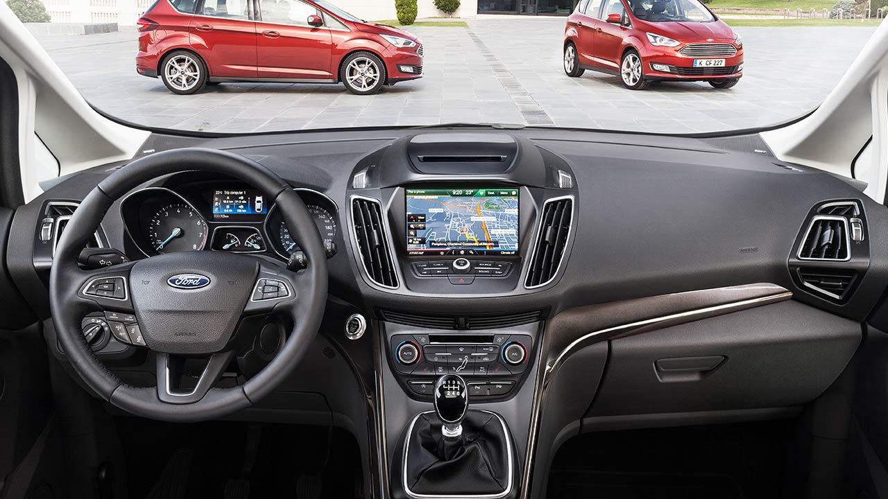 Ford Grand C-Max - Cockpit