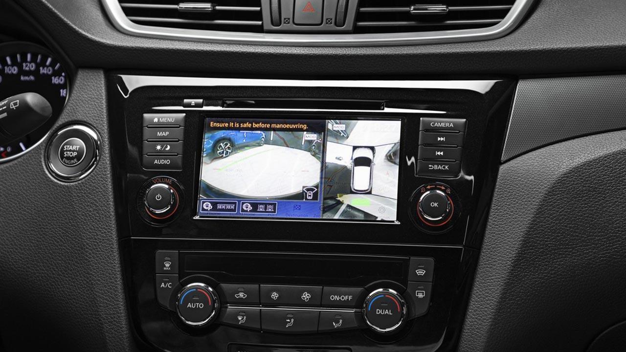 Nissan Qashqai N-Motion - Display