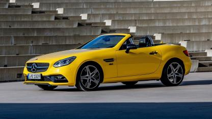 Mercedes-AMG SLC 43 Final Edition