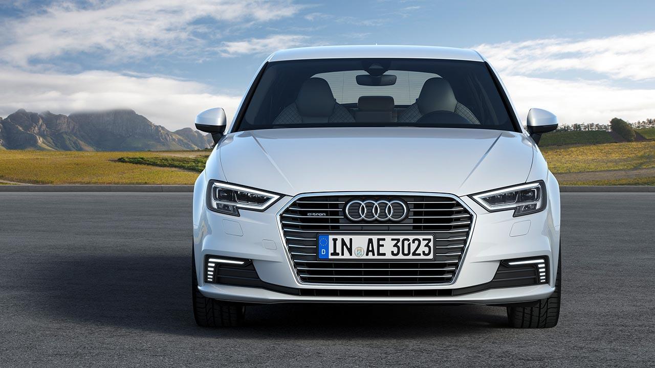 Audi A3 Sportback e-tron - Frontansicht