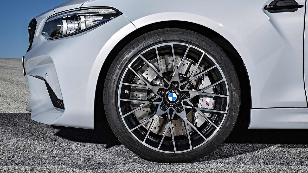 BMW M2 Competition - Vorderreifen