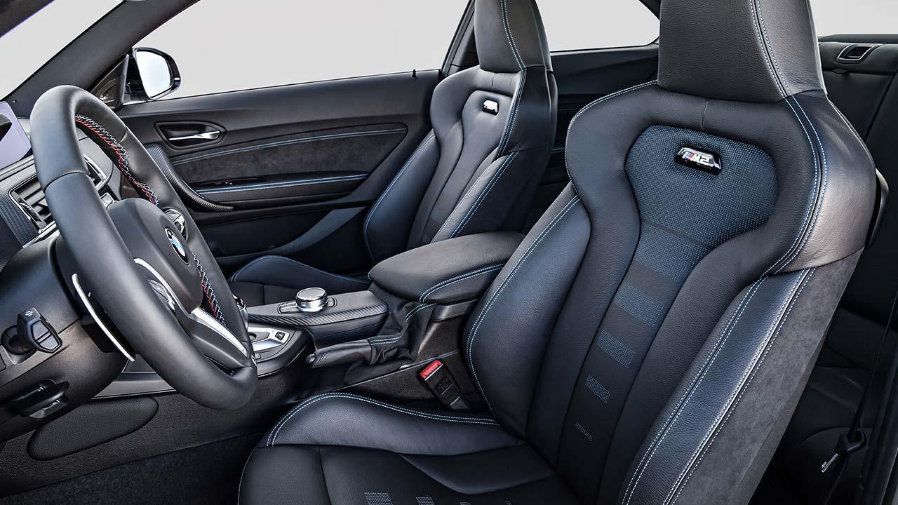 BMW M2 Competition - Cockpit