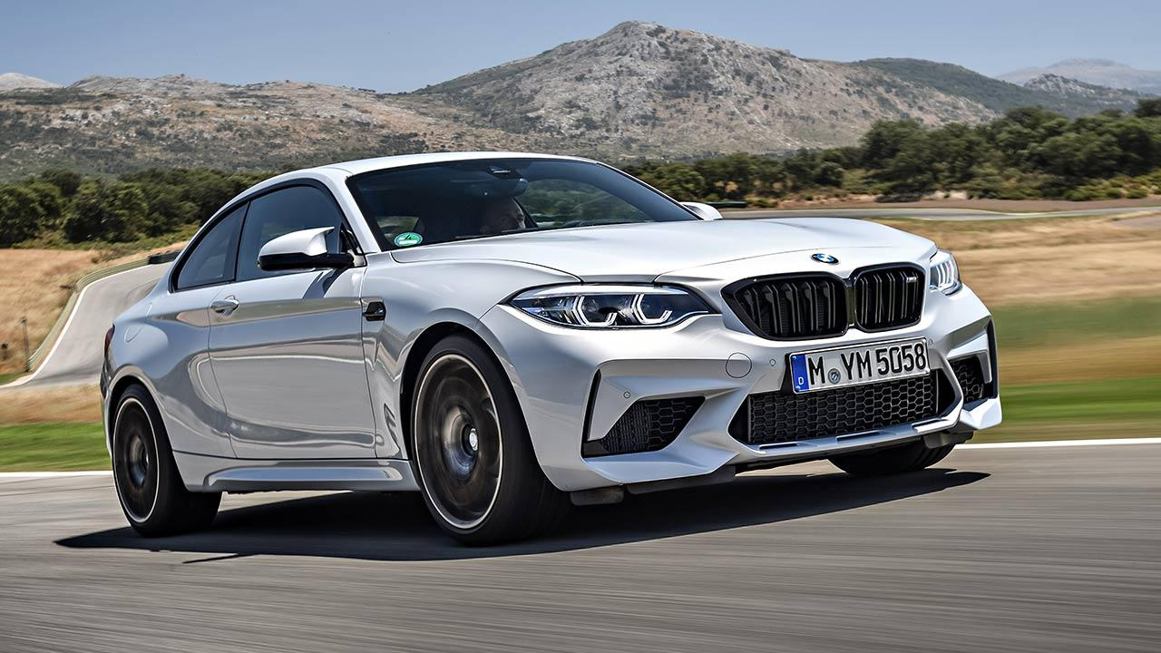 BMW M2 Competition - Frontansicht