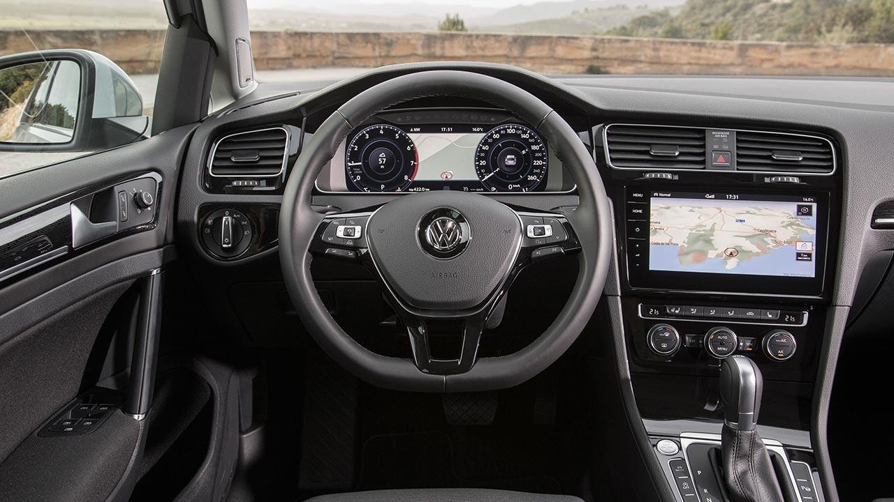 Volkswagen Golf VII Variant - Cockpit