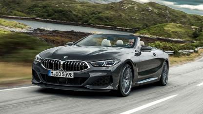 BMW 8er Cabriolet