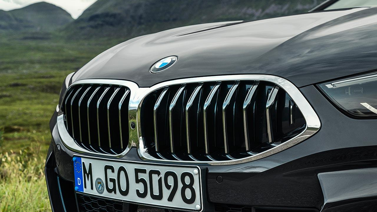 BMW 8er Cabriolet - Kühlergrill